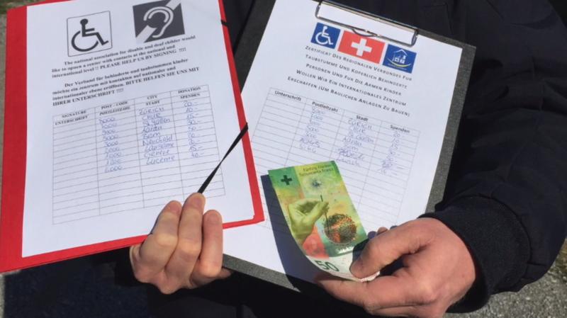 La Fédération suisse des sourds tient aujourd'hui à mettre en garde la population.