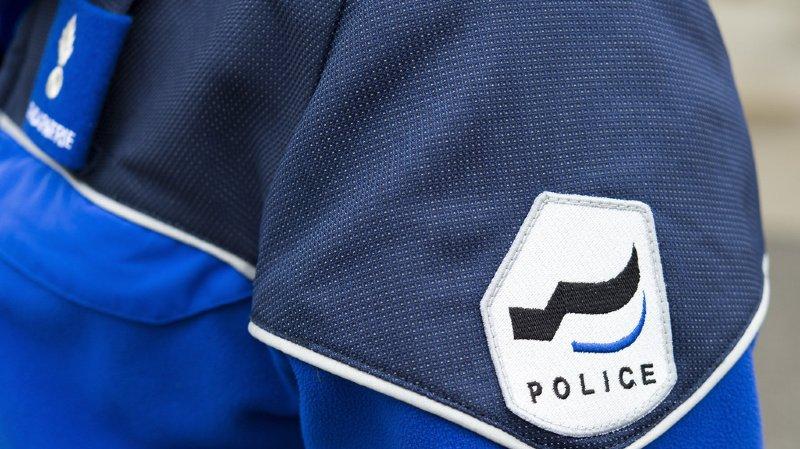 Fribourg: deux passagers agressés avec un tesson de bouteille dans un train