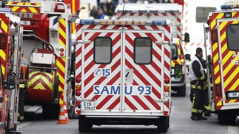 France: le camionneur impliqué dans l'accident qui a tué quatre enfants en garde à vue