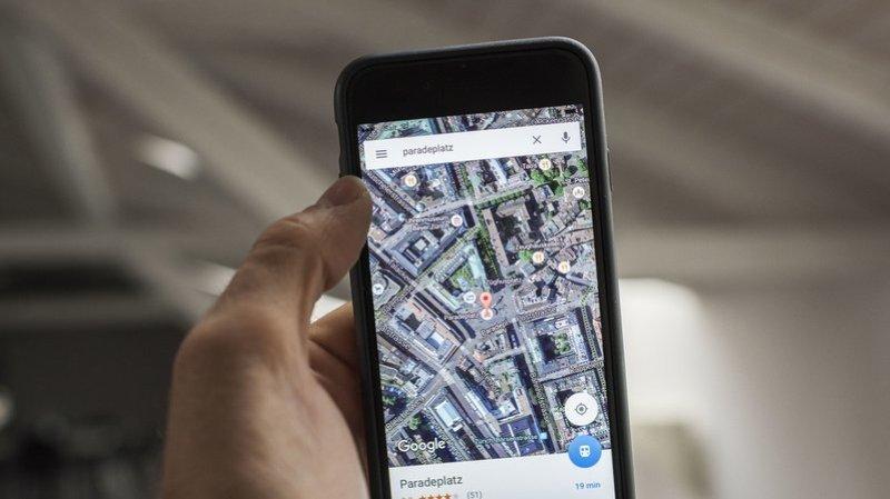 Google Maps va indiquer le nombre de vélos en libre-service