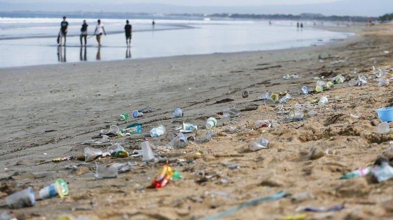 Environnement: l'océan Atlantique pourrait contenir 200 millions de tonnes de microplastique