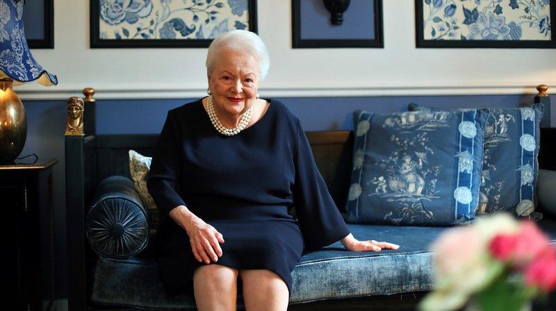 Cinéma: Olivia de Havilland, star d'«Autant en emporte le vent», est morte à l'âge de 104 ans