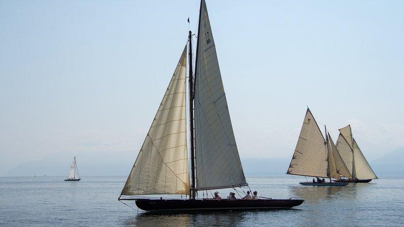 A Rolle, une flottille originale prépare un spectacle sans pareil