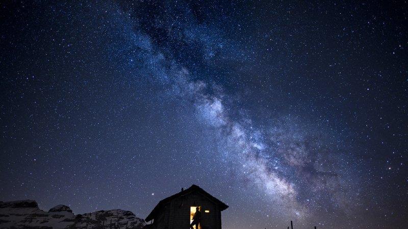 Astronomie: un «bébé» Voie lactée identifié à 12 milliards d'années-lumière