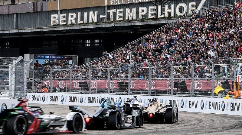 Formule E: Buemi sur le podium, da Costa champion