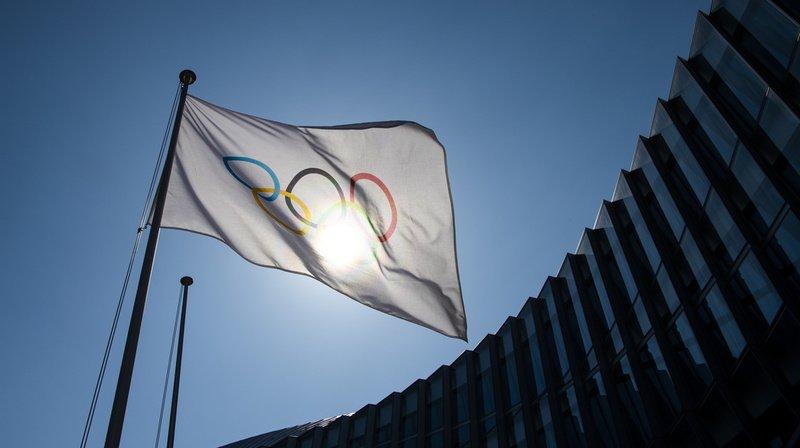 Enchères: un dessin du drapeau olympique réalisé par Coubertin vendu 185'000 euros