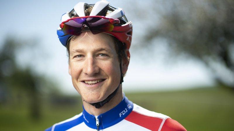 Cyclisme: Stefan Küng, champion de Suisse du «chrono»
