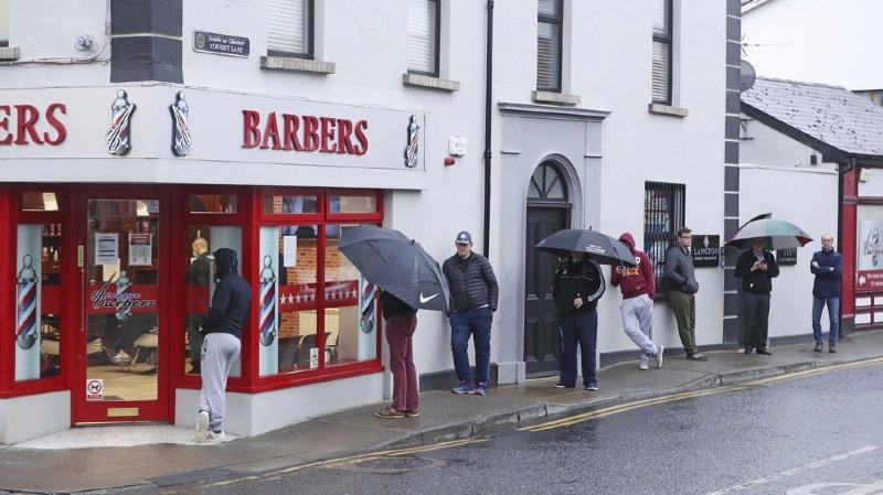Le comté de Kildare est l'une des trois régions irlandaises à devoir reconfiner. (Archives)