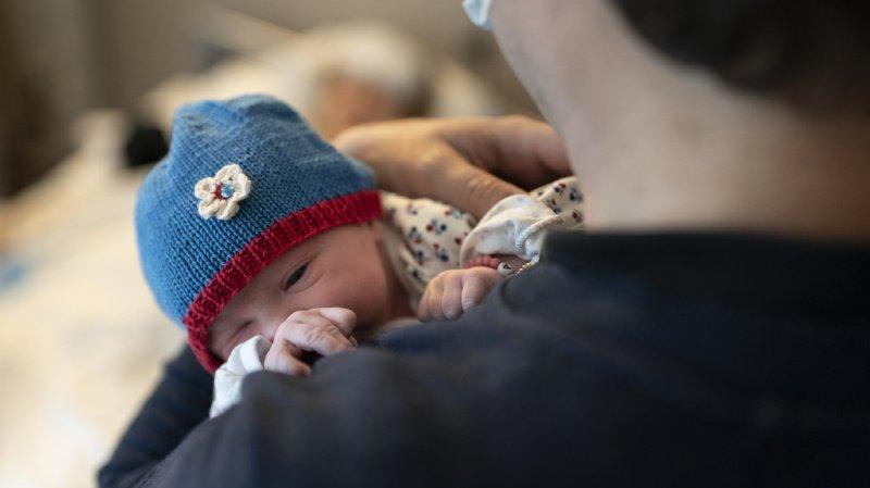 Congé paternité: les futurs pères en attente d'un congé de dix jours