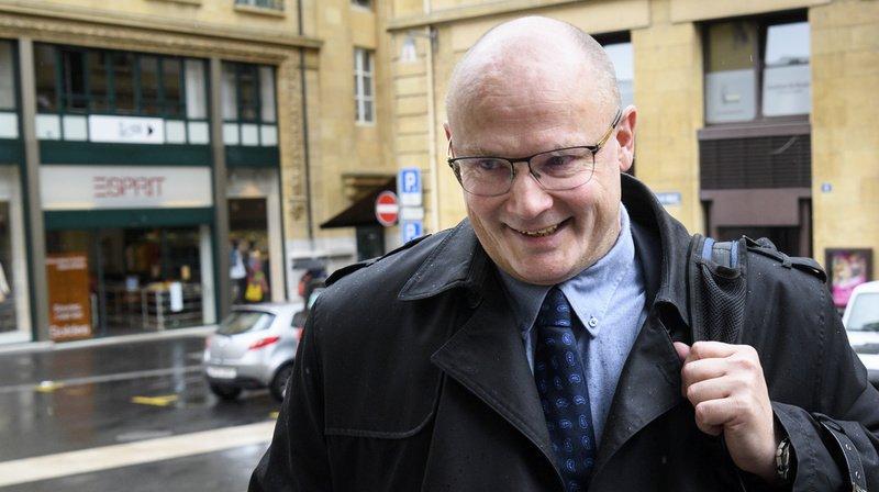 Justice: l'ex-conseiller national UDC Yvan Perrin pas coupable de discrimination raciale
