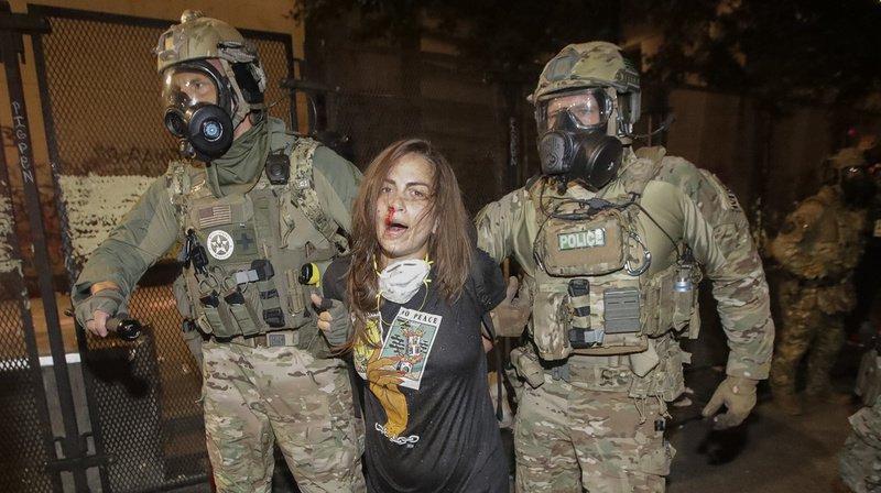 Etats-Unis: le gouvernement va retirer les agents fédéraux déployés à Portland
