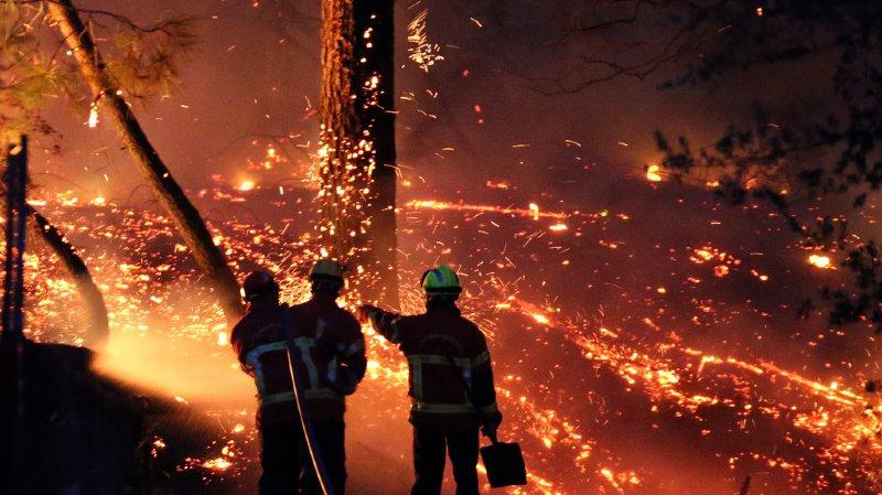 France: un mineur de 16 ans mis en examen pour l'incendie à Anglet