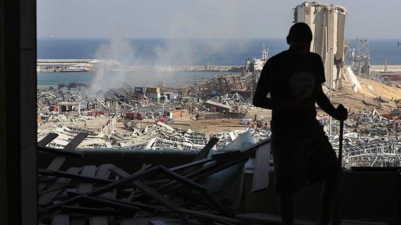 Explosions à Beyrouth: plus de 100 morts et 300'000 sans-abri