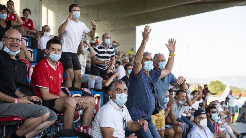 Coronavirus: les grandes manifestations sont-elles autorisées dans les pays voisins?