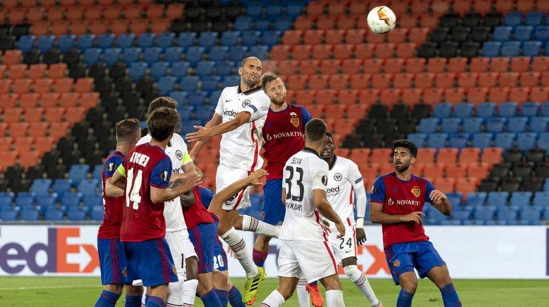 Football – Europa League: Bâle élimine Francfort et se hisse en quarts de finale