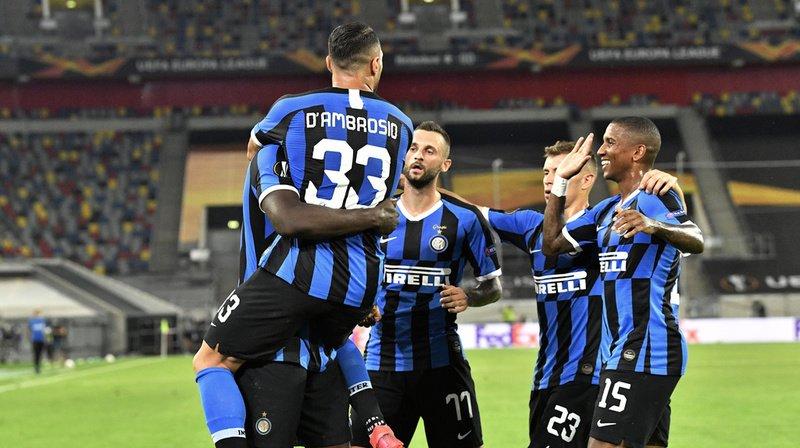 Football – Europa League: l'Inter bat Leverkusen, United se qualifie au bout des prolongations