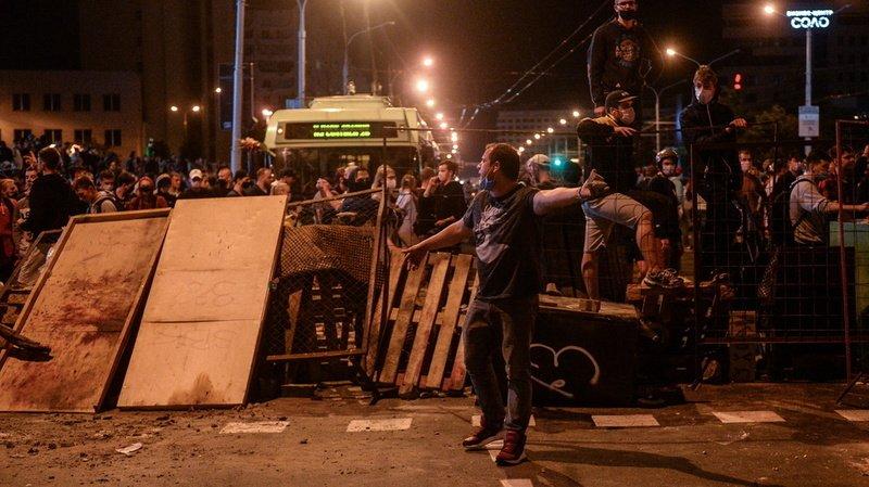 Bélarus: les protestations se poursuivent, la candidate de l'opposition s'est réfugiée en Lituanie