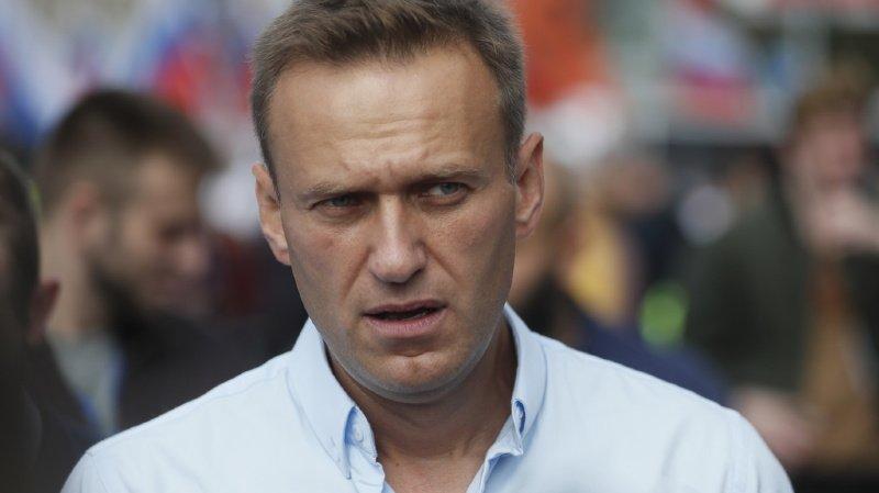 Affaire Navalny: l'opposant russe présente des «traces d'empoisonnement»