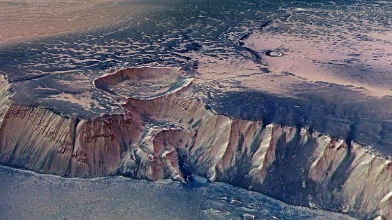 Les révélations d'une nouvelle étude — Planète Mars