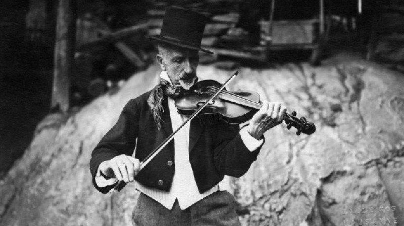 Le violon du peintre