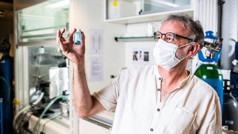 EPFL: une technologie développée pour récupérer le gaz carbonique émis par les camions