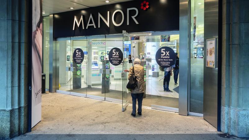 Coronavirus: avec la pandémie et l'accélération des ventes en ligne, Manor supprimera 1 emploi sur 20