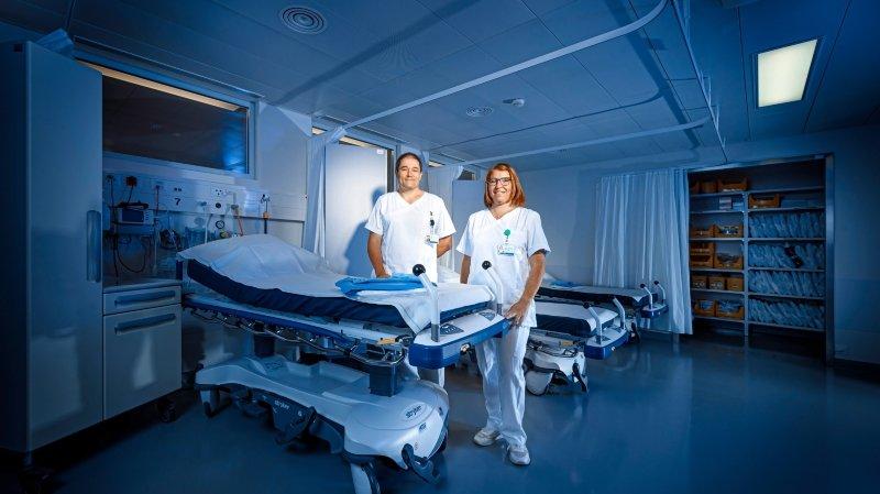 L'hôpital de Nyon a besoin des frontaliers pour tourner