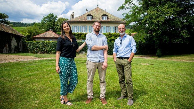 Le château de Malessert a de nouveaux propriétaires venus d'Alsace