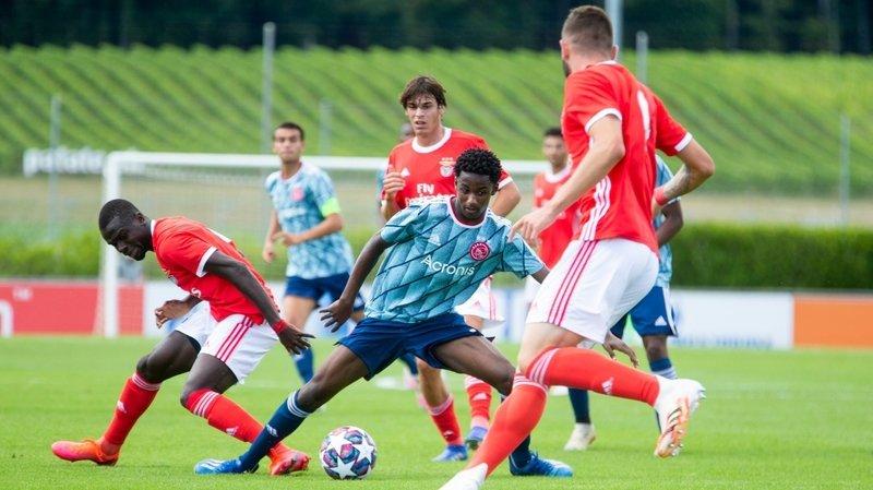 Benfica et le Real Madrid en finale de la Youth League