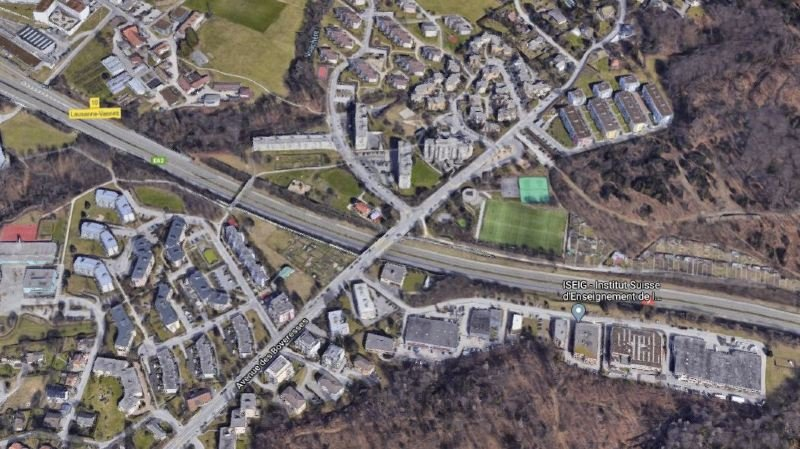 Vaud: l'A9 fermée cinq nuits entre Vennes et Chexbres