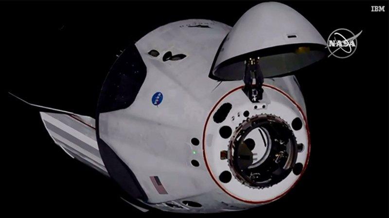 ThomasPesquets'envolera avec Space X pour sa seconde mission