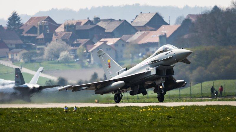 Armée: pour le chef des forces aériennes, il n'y a pas de plan B aux avions de combat