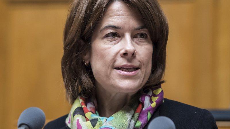 PLR: Petra Gössi critique une extension du pouvoir de l'Etat durant la pandémie