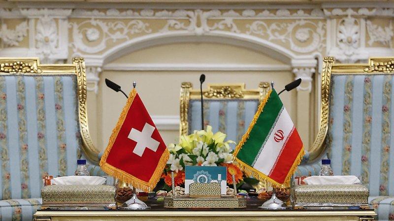 Première livraison humanitaire de médicaments de Suisse vers l'Iran