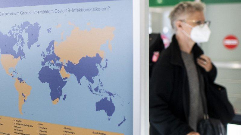 Coronavirus: l'aéroport de Zurich plonge dans les chiffres rouges