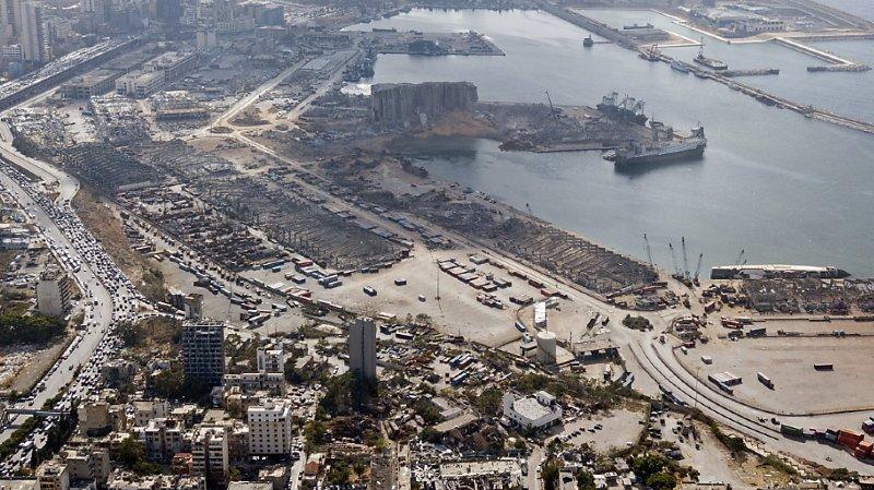 Les ingénieurs spécialistes des infrastructures ont analysé durant cinq jours l'état des bâtiments publics, sous la supervision de la municipalité de Beyrouth. L'objectif était de déterminer ceux qui peuvent encore être utilisés sans risque.