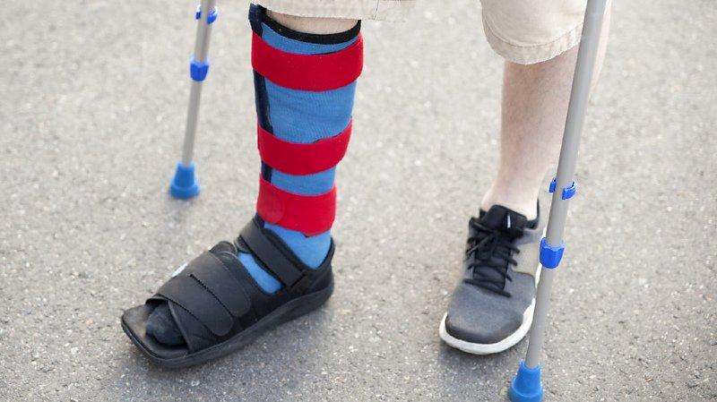 Accidents: près de 120 personnes meurent par étouffement chaque année en Suisse