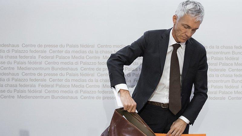 Ministère public: Michael Lauber a formellement présenté sa démission