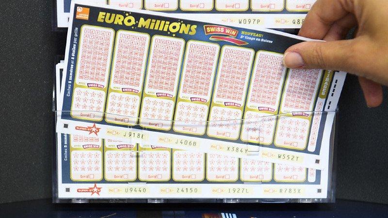 Un chanceux a remporté 53 millions de francs à l'Euro Millions (archives).