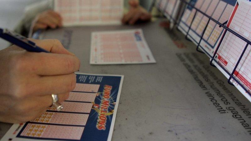 Lors du prochain tirage vendredi, 42 millions de francs seront en jeu, a indiqué la Loterie romande (archives).