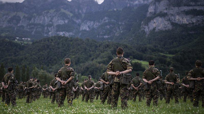 L'armée devrait pouvoir dépenser 21,2 milliards de francs entre 2021 et 2024 (illustration).