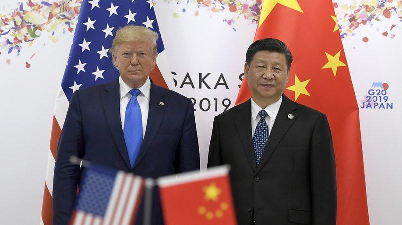 Présidentielle américaine: la Chine souhaite que Donald Trump perde, la Russie vise Joe Biden