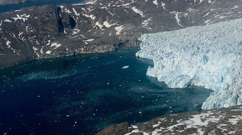 Climat: en Arctique, la banquise fond plus vite que prévu
