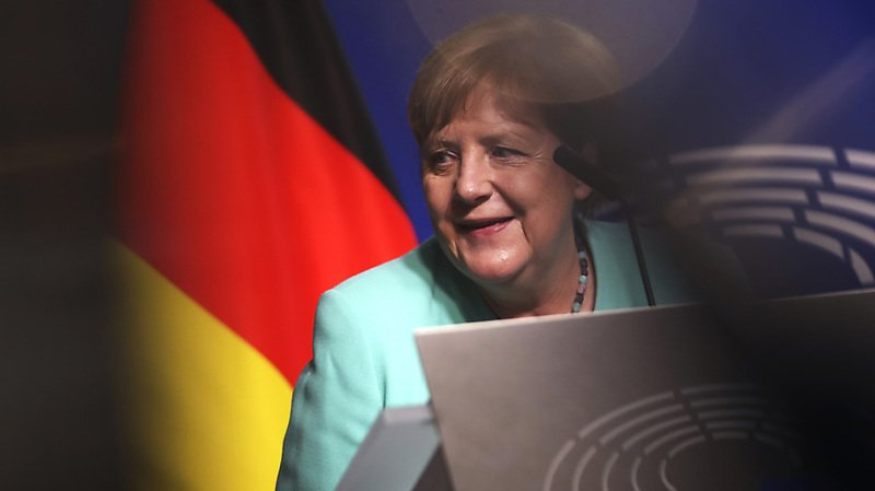Un espion égyptien découvert dans le service de presse d'Angela Merkel