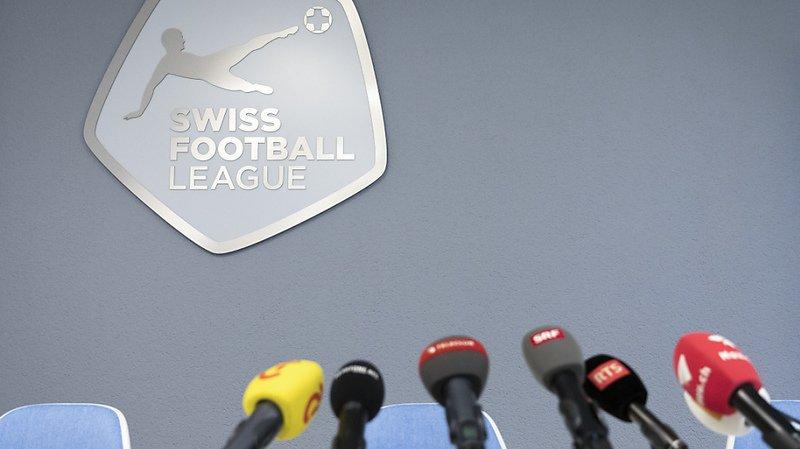 La Swiss Football League a validé les cinq changements pour la saison 2020-21.