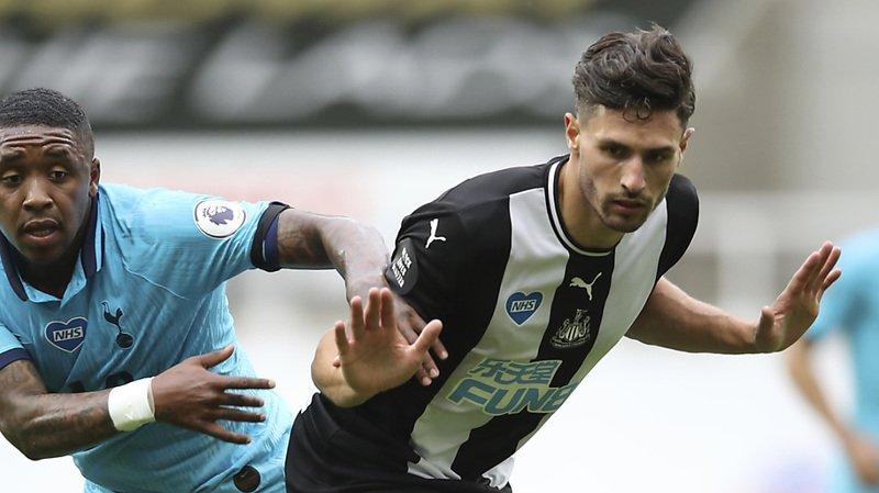 Football – Ligue des Nations: Fabian Schär doit passer sur le billard