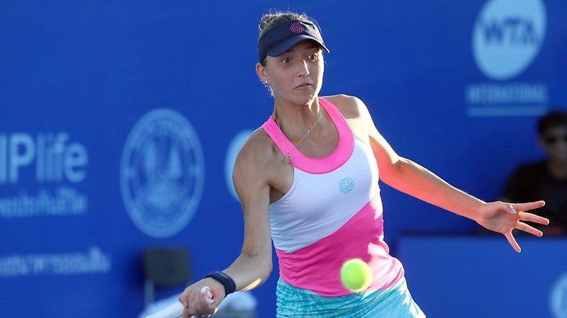 Tennis – Tournoi de Pragues: Leonie Küng loupe 3 balles de match et s'incline en 8es de finale