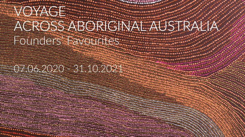 Voyage across Aboriginal Australia