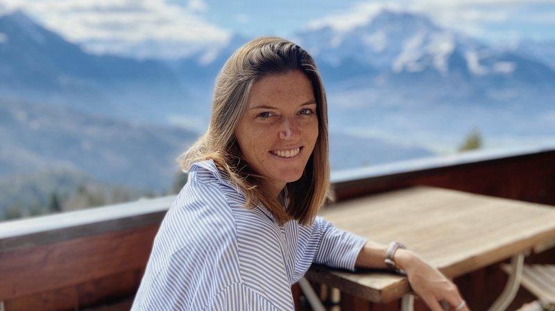 Lea Sprunger: «En vacances, je lâche un peu»