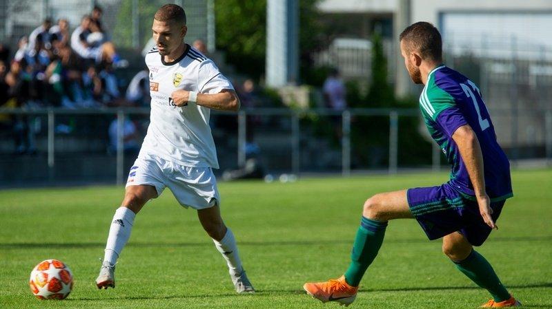 Le Stade Nyonnais fessé par Nantes en amical